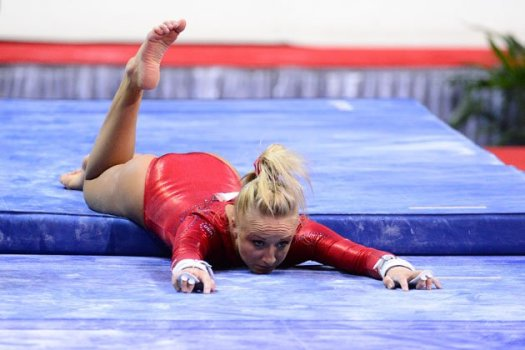 Gymnastics: U.S. Olympic Team Trials